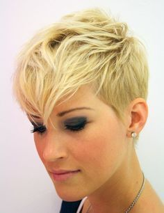 Pixie Haircut with Shaved Sides: Short Hairstyles Trends