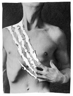 MICHAL MACKU FOTOGRAPHY - Untitled - Gellage No. 91 (66x79 cm)