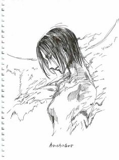 VK is the largest European social network with more than 100 million active users. Ymir, Anime Drawings Sketches, Anime Sketch, Attack On Titan 2, Greek Tragedy, Aot Characters, Fictional World, Fan Art, Manga