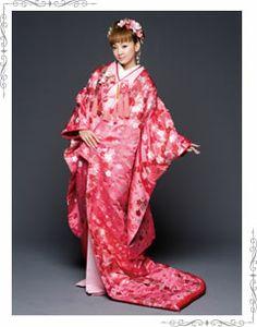 Scena D'uno Kimono PINK