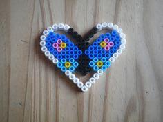 Butterfly hama perler by Creablog Valerie