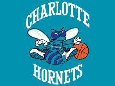 d04341970f6a Charlotte Hornets Sports Team Logos