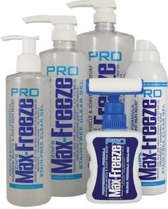 Product of the Week | Zim's Max-Freeze Pro Professional Formula from Perfecta Products Inc. This product is marketed as maximum muscle and joint pain relief. It aims to effectively help relieve pain from sore muscles and muscle sprains; back, shoulder, and neck pain; painful knee, hip, and elbow joints; and muscular strains. It also may help relieve pain prior to massage therapy, soft tissue trigger point therapy, rehabilitation exercises, and pre- and post-workout stretching.