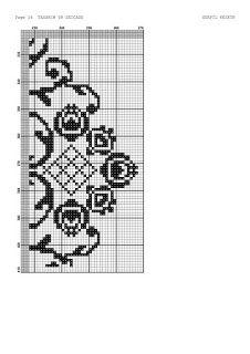 Sunshine Home Decor: Ebruli iplikle yapabileceğiniz kanaviçe seccade modeli- Serpil Keskin tasarım Cross Stitch, Embroidery, Beads, Rugs, Crochet, Model, Decor, Crossstitch, Needlework
