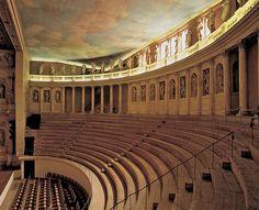 The Teatro Olimpico em Vicenza - Pesquisa Google