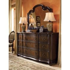 The Thomasville Bridges 2 0 Dresser Looks Good Anywhere With Any Decorating Style See It For