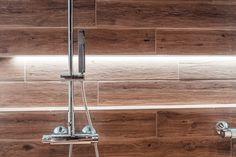 #LED #lightstrip #bathroom #shower Strip Lighting, Interior Lighting, Home Appliances, Led, Shower, Bathroom, House Appliances, Rain Shower Heads, Washroom