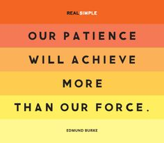 And, God help me, I have pretty damn little patience this days, so I'm not expecting to achieve much!