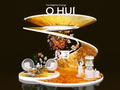 O'Hui Exhibition on Behance