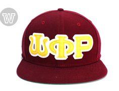 993a0885763 Brotherhood Maroon Snapback Cap by WIP CAPS