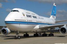 "9K-ADE ""Al-Jabariya"" Kuwait Airways   Boeing 747-469   |   msn: 27338 / 1046   |   mfy: 1994"