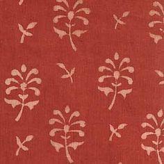 Reproduction Fabrics - turn of the 19th century, 1775-1825 > fabric line: Kalam Kari