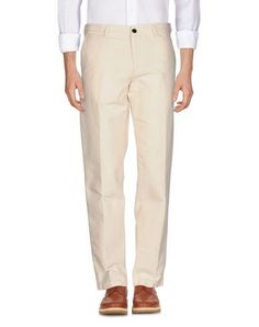 DRIES VAN NOTEN Men's Casual pants Beige 36 waist