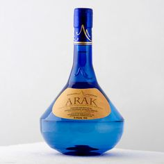The most popular grownup drink in the Great Syrian area is Arak. Araq is a highly alcoholic spirit (~50%-63% Alc. Vol./~100-126 proof) from the anis drinks family. It is a clear, colorless, unsweetened anise-flavored distilled alcoholic drink. It is the traditional alcoholic beverage. It's also popular in Turkey and Cyprus under the name Ouzo!