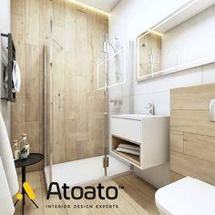 #bathroom  #łazienka #style #styl #skandi #skandinavien #skandynawskistyl #skandinavianhome #skandynawski #kuchnia #gold #home #hause #tiles #mozaika  #mieszkajpiekniej #atoato #nowydom #interiordesign #interiorforyou  #interior4you1 #interior #skandinavian #homelovers #architect Bathtub, Studio, Bathroom, Tiles, Furniture, Instagram, Interior, Design, Home Decor