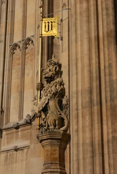 Camp Lion, Palace of Westminster, London