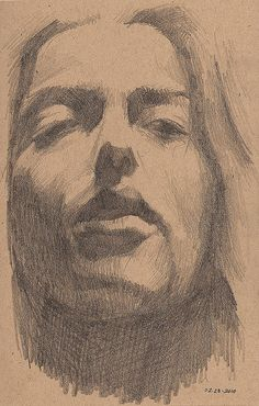 Dr. Sketchy's Intermission Sketch | Flickr - Photo Sharing!