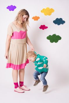 {MamaandSon Style} Tra le nuvole!