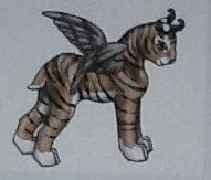 Anime tiger