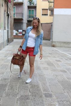 Mona's Daily Style: Venice outfit