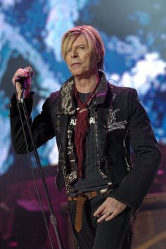 2003 - David Bowie {January 8 1947 To January 10 2016}