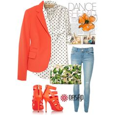 """spring"" by oasap on Polyvore"
