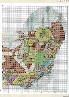Gallery.ru / Фото #7 - Cross Stitch Gold 78 - tymannost