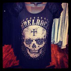 Skull Top<3