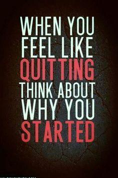 Self motivation ....