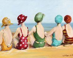 Gail McCormack Beauties At The Beach