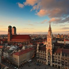 Munich, Germany (by Robert Mehlan)