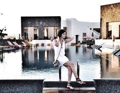 "548 Me gusta, 22 comentarios - ⠀⠀⠀⠀⠀⠀       Views  by  Laura (@viewsbylaura) en Instagram: ""〰 Rincones de #OrigoMare by #Pierreetvacances que te dejan 🙌🏻 #WOW 〰! #goodnight #sunset #pool #now…"""
