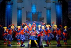 Shrek the Musical (World Premiere -Seattle) with Brian d'Arcy James, Sutton Foster, Chester Gregory ★★★★