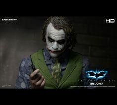 #TheDarkKnight #Joker #HeathLedger #masterpiece #Enterbay EnterbayUSA #BruceWayne #Batman #TheJoker #figurine #villain #signature #costume #halloween #purple #velvet #coat #actionbody #character #JokerFigurine #FigurineStand Heath Ledger, Dark Knight, The Darkest, Joker, Batman, Purple Velvet, Costume Halloween, Fictional Characters, Coat