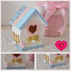 Spring Time !  Bird House ♥