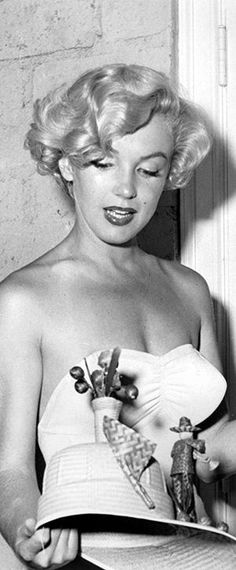Marilyn Monroe sublime