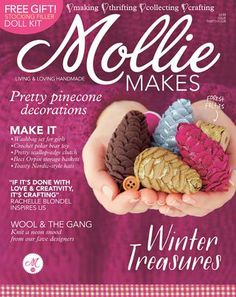 Mollie Makes issue 34