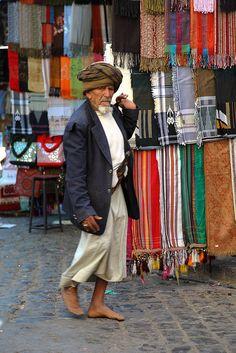 A Barefoot Living, Sana'a Yemen