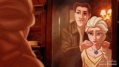 Disney X Titanic | Isaiah Stephens