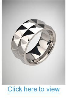 Silver Stud Band Ring #Silver #Stud #Band #Ring