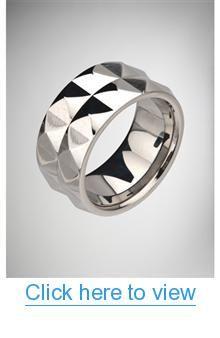 Silver Stud Band Ring #Silver #Stud #Band #Ring