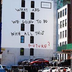 Gucci Art Wall (Soho, NY) • Instagram photos