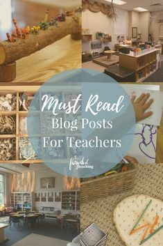 7 Must Read Blog Posts for Teachers from Fairy Dust Teaching | We had to take a moment and thank you for following Fairy Dust Teaching and engaging with all of our posts! We wanted to look back at 7 of your favorite blog posts over the years and include them RIGHT HERE to simply click on and be inspired all over again! #ReggioInspired #atelierideas #Blogsforteachers #EarlyChildhoodEducationIdeas
