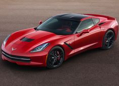 new cars for 2014   Chevrolet introduced the 2014 Corvette Stingray ahead of the action ...