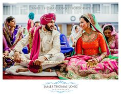 colorful san francisco sikh wedding | sunny + vaneet | james thomas long photography