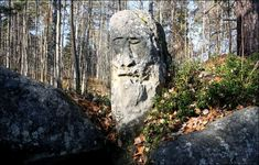 Why Was The Face Of Mysterious Ust-Taseyevsky Stone Idol Suddenly Changed? | Ancient Pages