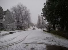 Rhodes, North Eastern Cape ....it does snow in South Africa!