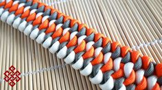 How to Make a Mated Snake Knot Paracord Bracelet Tutorial