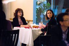 Image of Rose Byrne and Susan Sarandon in The Meddler