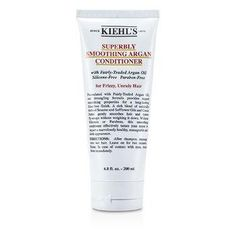 Superbly Smoothing Argan Conditioner (For Coarse, Unruly Hair) - 200ml-6.8oz